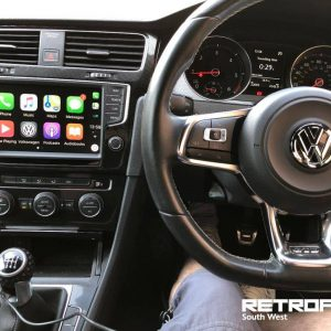 Audi Smart Phone interface / Apple CarPlay upgrade – Audi VW
