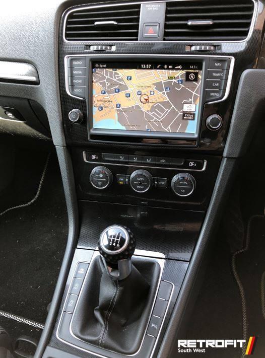 VW MIB2 CarPlay Navigation Bluetooth Android Auto DAB