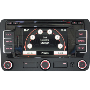 VW RNS 315 DAB Navigation Bluetooth