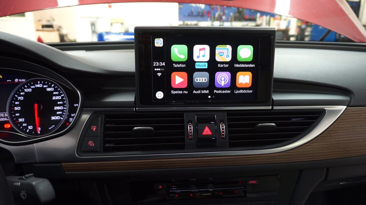 apple carplay retrofit audi uk. Black Bedroom Furniture Sets. Home Design Ideas